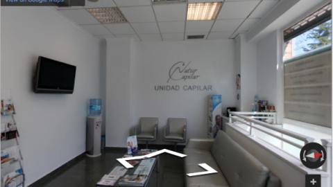 Madrid Virtual Tours – Naturclinic Capilar