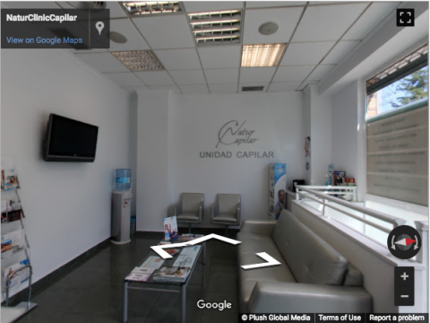 Madrid Virtual Tours – Naturclinic Capilar