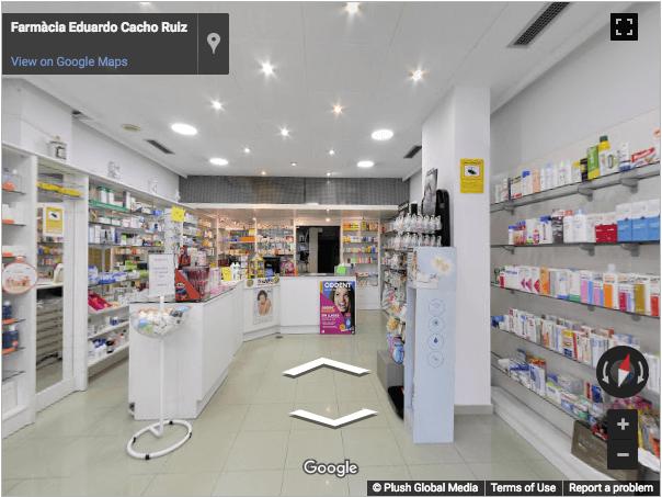 Tarragona Virtual Tours - Farmacia Eduardo Reus