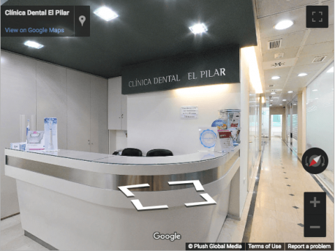 Madrid Virtual Tours – Clinica El Pilar