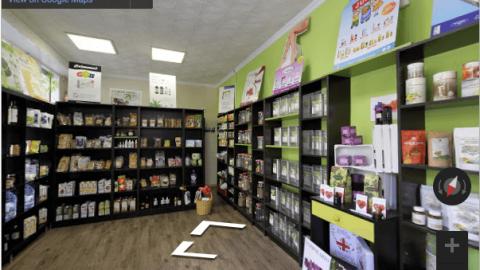 Tarragona Virtual Tours – Casa Picu Herbolario Reus