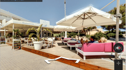 Ibiza Virtual Tours – Restaurante Port des Torrent