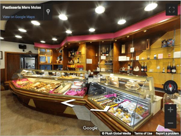 Tarragona Virtual Tours - Pastelería Mare Molas Reus