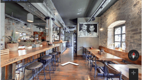 Croatia Virtual Tours – Bakra Steak & Pizza Bar