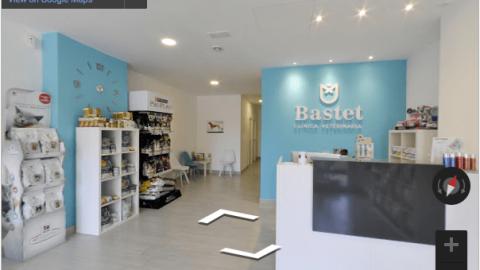 Tarragona Virtual Tour – Bastet Clinica Veterinaria