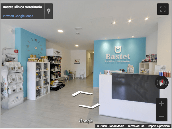 Tarragona Virtual Tour - Bastet Clinica Veterinaria