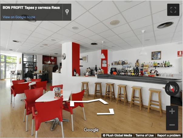 Tarragona Virtual Tours - Bon Profit Restaurante Reus