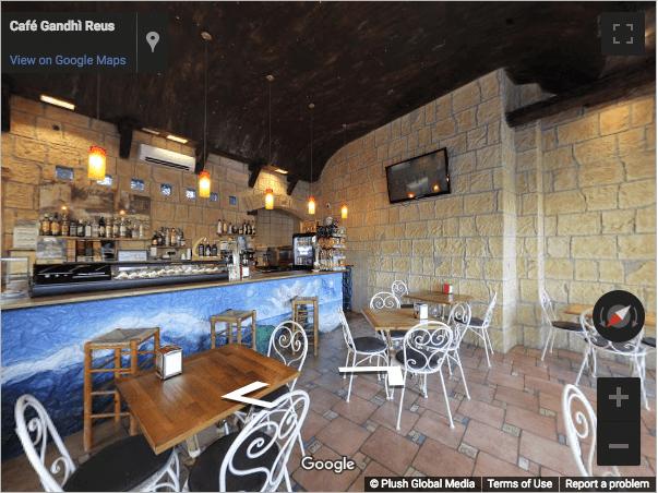 Tarragona Virtual Tours - Café Gandi Reus
