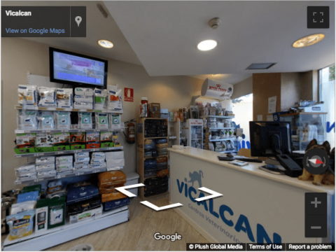 Madrid Virtual Tours – Vicalcan