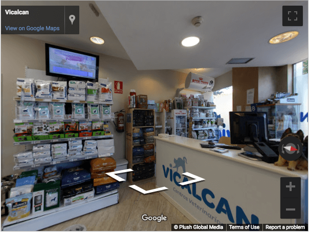 Madrid Virtual Tours - Vicalcan