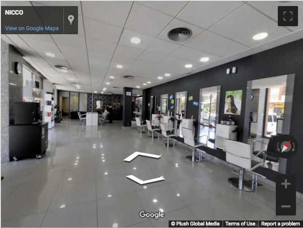Tarragona Virtual Tours - Nicco peluquería Reus