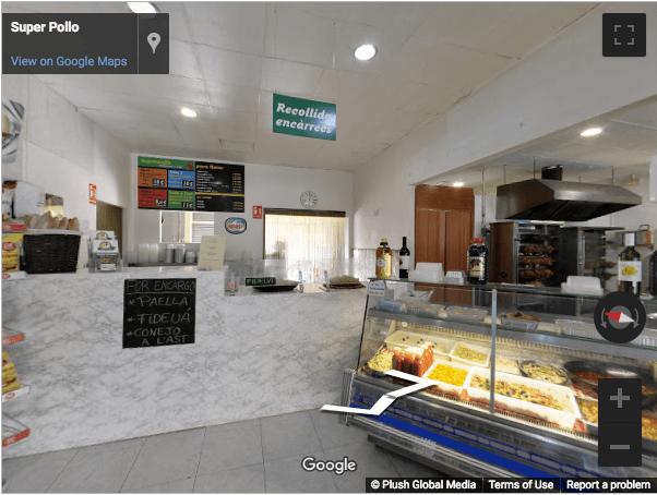 Tarragona Virtual Tours - Super Pollo Reus
