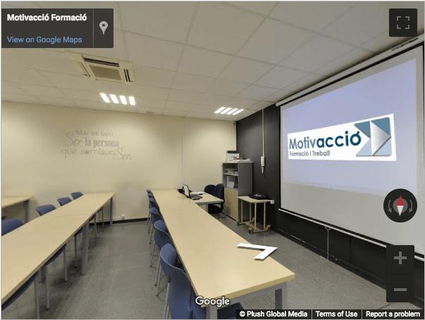 Tarragona Virtual Tours - Motivacció Formació