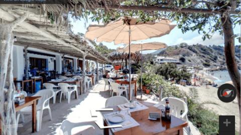 Ibiza Virtual Tours – Restaurante Cala d'Hort