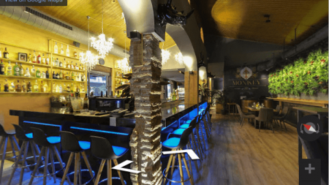 Tarragona Virtual Tours – Blue Monkey Salou