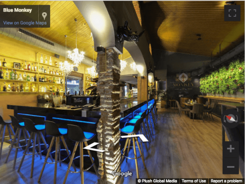 Tarragona Virtual Tours – Blue Monkey Salou