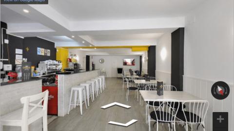 Tarragona Virtual Tours – Cafetería Verdaguer