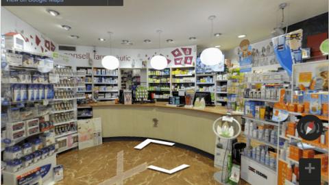 Tarragona Virtual Tours – Farmacia Suils Cambrils