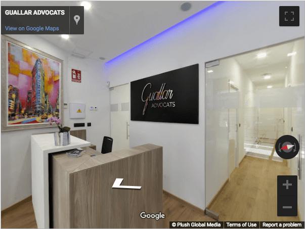 Tarragona Virtual Tours - Abogado Guallar
