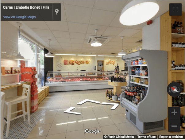 Tarragona Virtual Tours - Bonet i Fills Robert de Aguilo