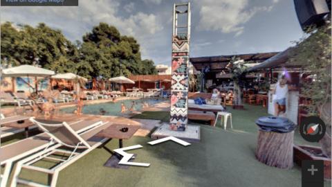 Ibiza Virtual Tours – Surf Lounge Ibiza
