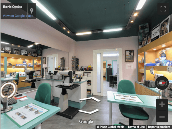 Tarragona Virtual Tours - Ikeric Optics Salou
