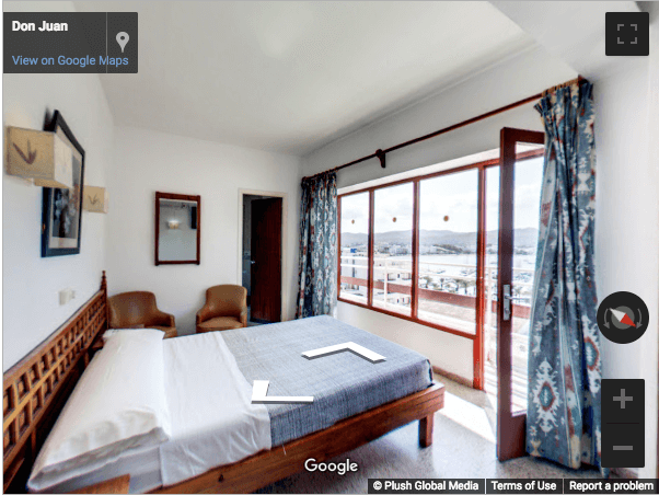 Ibiza Virtual Tours - Hotel Don Juan