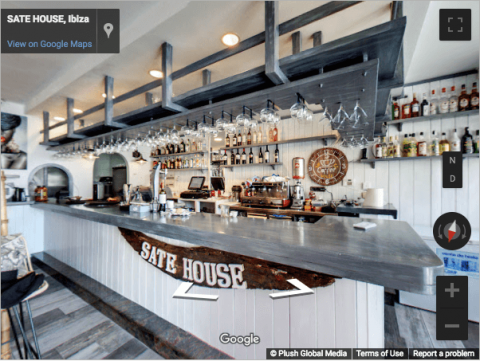 Ibiza Virtual Tours – Sate House Ibiza