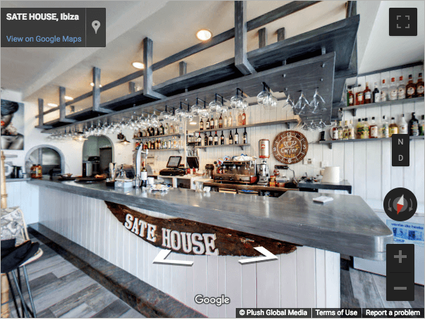 Ibiza Virtual Tours - Sate House Ibiza