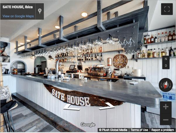 Ibiza Virtual Tours - Sate House Ibiza