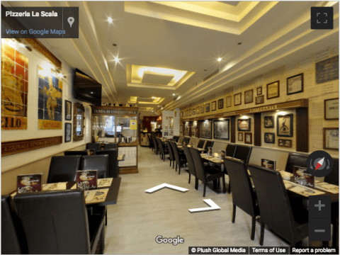 Tarragona Virtual Tours – Scala Pizzeria
