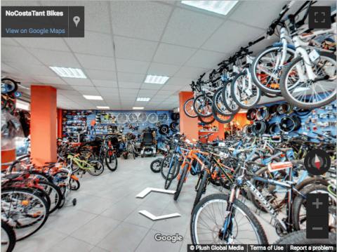 Ibiza Virtual Tours – NoCosta Tant Bikes