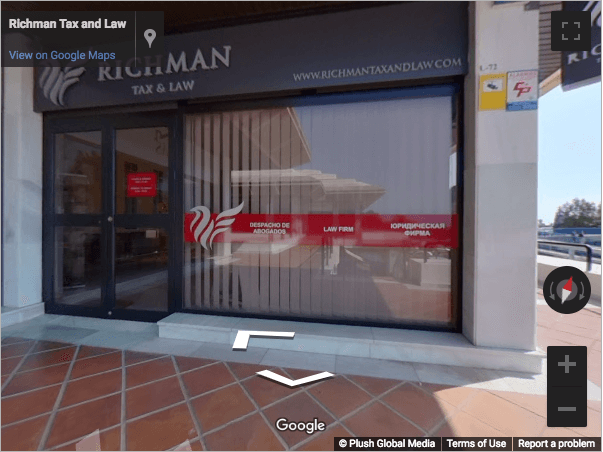 Guadalmina Virtual Tours - Richman Tax & Law