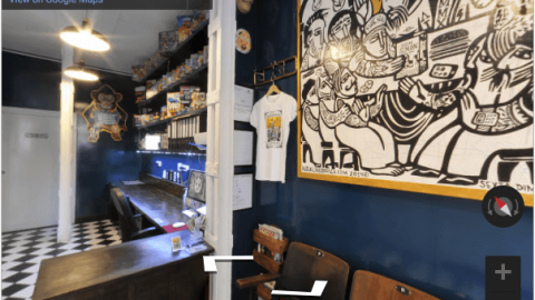 Madrid Virtual Tours – Tattos Matasuegras