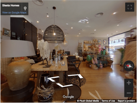 Nueva Andalucia Virtual Tours – SIESTA Interior Design