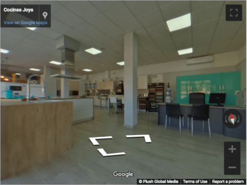 Algeciras Virtual Tours – Cocinas Joya