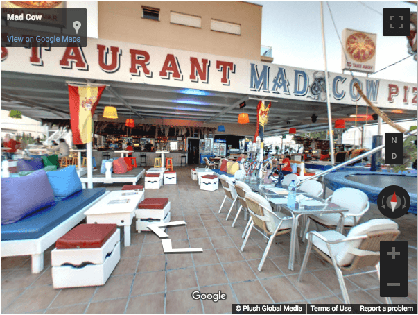 Ibiza Virtual Tours - Vaca Loca