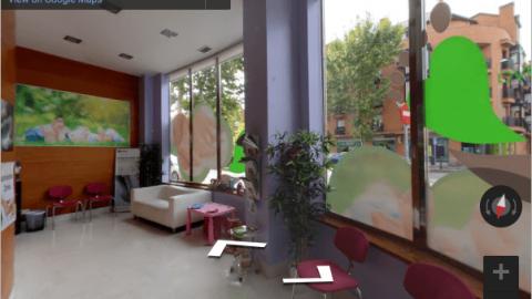 Madrid Virtual Tours – Clinica Del Pie Montserrat Gomez