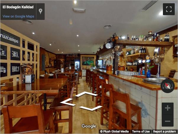 Fuengirola Virtual Tours - El Bodegón Kalidad