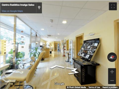Tarragona Virtual Tours – Estetica Imatge Salou