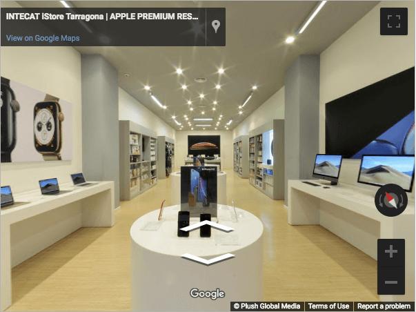 Tarragona Virtual Tours - Apple Tarragona