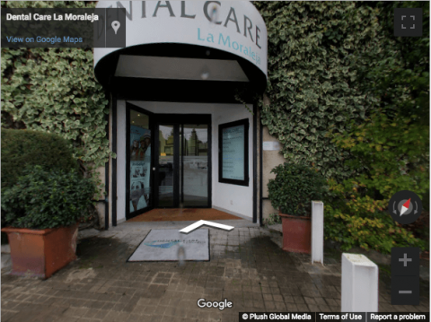 Madrid Virtual Tours – Clinica Dental Bulevar