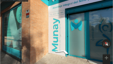 Madrid Virtual Tours – Fisioterapia Munay
