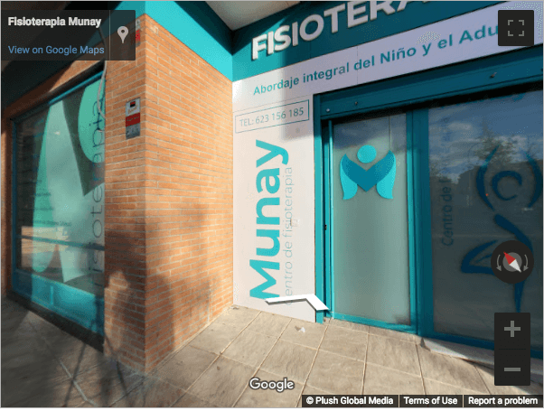 Madrid Virtual Tours - Fisioterapia Munay