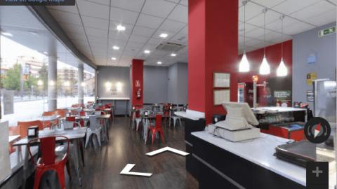 Tarragona Virtual Tours – Porto Café Reus