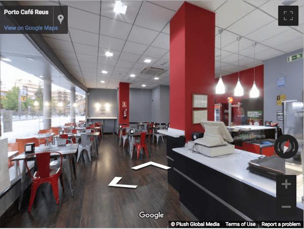 Tarragona Virtual Tours - Porto Café Reus