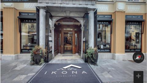 Slovenia Virtual Tours – Ikona Ljubljana