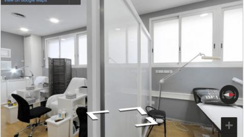 Tarragona Virtual Tours – Teresa & Raya centro de estética Reus