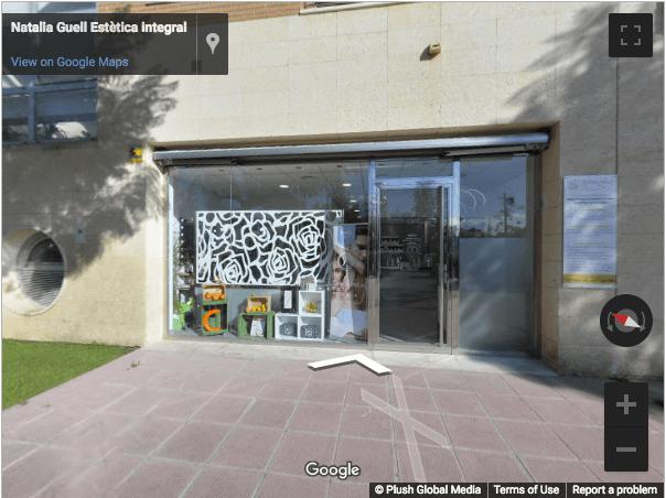 Tarragona Virtual Tours - Natalia Guell . Estética Vila-Seca