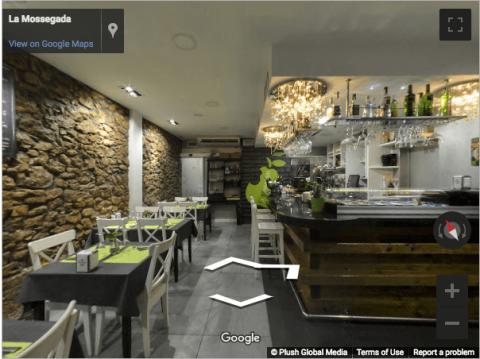 Tarragona Virtual Tours – La Mossegada Resturante